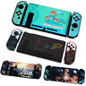 Protection Shell Case Grip Hard Thin Shell Dockable for Nintendo Switch Cover US