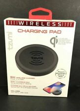 Tzumi WIRELESS CHARGING PAD CHARGER iPhone X 8 8 Plus Universal B20