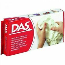 Das 1kg Modelling Clay - White UK SELLER