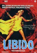 LIBIDO  DVD THRILLER