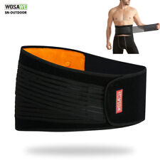 Back Support Belt Lumbar Brace Waist Strap Protector Lower Back Belt