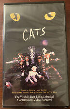 Cats: The Musical (VHS, 1998)