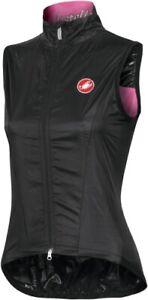 Castelli Leggera Women's Cycling Vest Two Colors: SUPER LIGHT