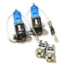 Porsche Cayenne 955 H3 501 55w Super White Xenon Low/Canbus LED Side Light Bulbs