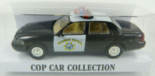 Ford Crown Victoria California Highway Patrol black Cop Car Collection 1:87 [ST]