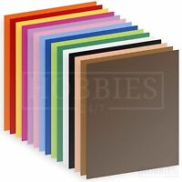 A4 EVA Foam Sheets 297 x 210mm x 2mm Thick Colour Children's Craft Kids Art