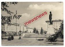 East Berlin Stalinallee & Stalin Statue 1956 Photograph 282N