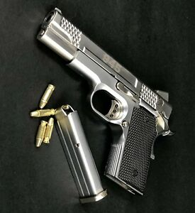 Blackcat Mini Model Gun S&W 945 (Shell Eject) - For Display Only