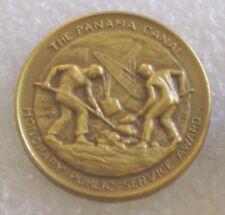The Panama Canal Honorary Public Service Award Pin