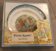 Peter Rabbit By Wedgewood Wishes You A Happy Birthday Nib
