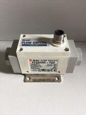 SMC PF2A550-F02 digital flow sw, remote sensor, IF/PFA FLOW SWITCH