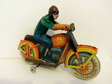 VINTAGE A.M. LAKERS Clockwork & BANDA STAGNATA MOTO-MADE IN RUSSIA-LAVORO -
