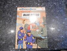 belle reedition des tuniques bleus blue retro