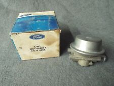 NOS Anti-Backfire Valve 1966 1967 Lincoln Continental 462 Smog Air Pump 66 67 OE