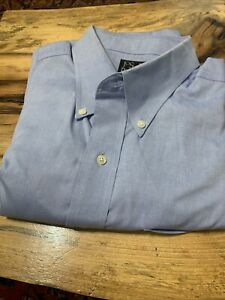 Jos a bank shirt Blue  Tailored Fit 17.5  35