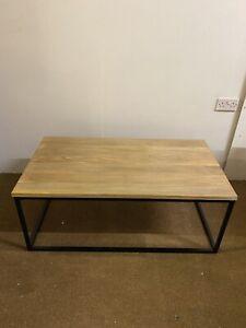 John Lewis West Elm Box Frame Coffee Table £375 - New