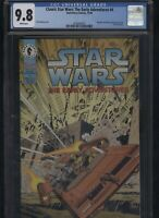 Classic Star Wars: The Early Adventures #4 CGC 9.8 Russ Manning 1994 newspaper
