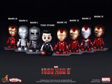 Hot Toys Iron Man 3 Cosbaby full set of 8 pcs