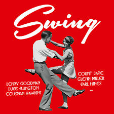 Swing - Artisti Vari (2CDs) incl. Benny Goodman, Count Basie, Earl Hines- Nuovo