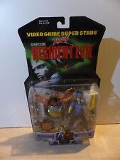 Resident Evil 2 Jill Valentine & Web Spinner toybiz 1998 RARE, GREAT STATE