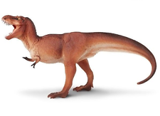 Safari Animal & Dinosaur Action Figures