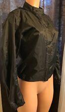 Harley Davidson Motorcycles Women's Black WeatherProof Zip Up Jacket Size Medium