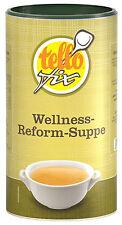 tellofix Wellness Reform Suppe 900 g, Gemüsebrühe & Allwürzmittel vegan