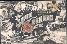 1900 - Legnano - Vedutine della città