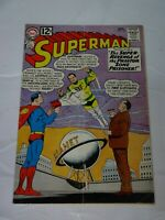 Superman Comics  #157 vtg comic DC comics Comic book