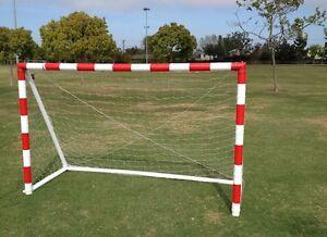 Airgoal Sports 8'x5' Safe Portable Inflatable Team Handball Training Goal