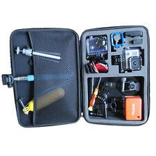 Portable Waterproof EVA Hard Case Box Bag For Gopro Hero 2 3 3+ 4 Large Size