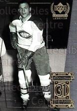 1999-00 UD Century Legends #31 Dickie Moore