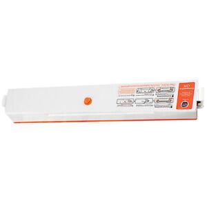 Food Vacuum Sealer Automatic/Manual Food Saver Machine w/ Food Preserving Bags