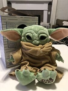 NIB Build a Bear Mandalorian Star Wars Baby Yoda The Child 5 in 1 Bundle Sound