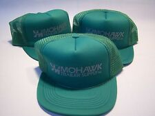 Vintage Mohawk Trailer Supply Inc. Trucker Hat Lot Of Three Men's One Size