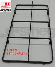 GRIGLIA 1 FUOCO CENTRALE PER PIANO COTTURA SMEG PVA705 COD.RICAMBIO  694091489