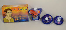 "RARE 2002 Jim Hawkins Spinner 3"" McDonald's AUSTRALIA Disney Treasure Planet"