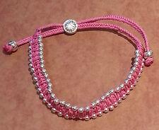 TRUTH Pink  Friendship Bracelet