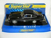 Scalextric / Superslot - H4029 Aston Martin DB5 Black - NEW