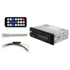 Audio Car Stereo - Bluetooth, MP3 Player, USB, AUX, AM/FM Radio SD/MMC Card