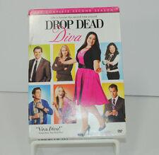 Drop Dead Diva Season 2 Release 2011 3 Discs TV Series Brooke Elliott