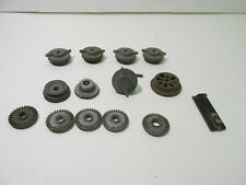 Mixed Lot Of 14 Train Engine Motor Pieces & Parts tr1509