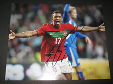NANI PORTUGAL SUPERSTAR SIGNED/AUTOGRAPHED 8X10 PHOTO MANCHESTER UNITED