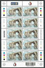 MALTA SG1674 2010 37c NATURAL TREASURES SHEETLET MNH