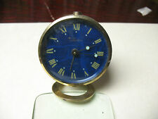 ALARM  CLOCK  TRADITION   LUMINOUS HANDS VINTAGE  WEST GERMANY