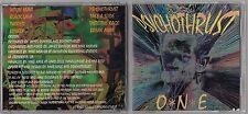 PSYCHOTHRUST - O.N.E ONE CD 1999 HARD ROCK USA INDIE