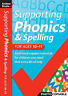 Supporting Phonics and Spelling: For Ages 10-11 by Brodie, Andrew, Richardson,