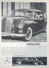 1959 59 Mercedes Benz 300d 300 D ORIGINAL Vintage Ad C MY STORE   5+= FREE SHIP