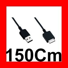 "★★★ ""150 Cm"" CABLE Data USB Pour SONY WALKMAN NWZ-A820"