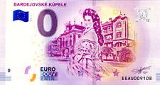 SLOVAQUIE Bardejov, Badejovské Kúpele, Sissi, 2018, Billet 0 € Souvenir